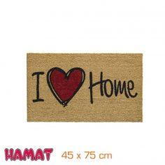 "Fepuldo 45 x 75cm - ""I Love Home"""