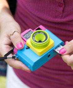 The Holga Digital is a toy camera that takes lovable artsy-fartsy digital photos