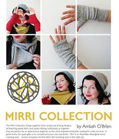 Ravelry: the mirri collection Aboriginal Words, Knitting Scarves, Twinkle Star, Cowls, Ravelry, Gloves, Crochet Hats, Colour, Patterns