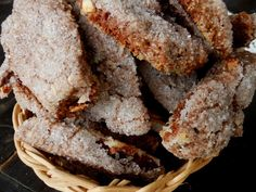 biscotti vino rosso e mandorle