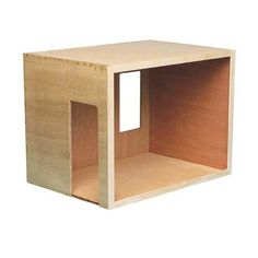Dollhouse Miniature Basic Room Box Kit