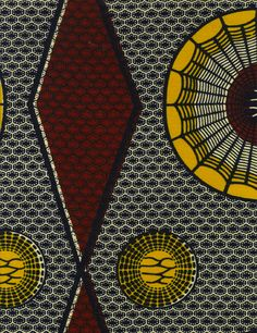 African pattern | printed textile from the book African Textile Patterns by Catherine Carpenter | pinned by tree frog creative