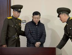 North Korea: Imprisoned Canadian pastor digs holes all day, sees no one | Christian News on Christian Today