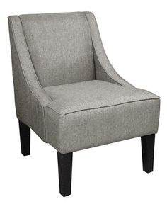 Ava Swoop Arm Chair