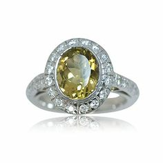 This is one more beautiful colorful gemstone ring - Parris Jewelers #jewelry