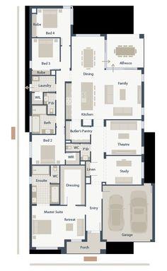 Japanese house layouts