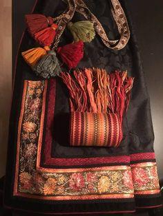 Fra Heimen i Oslo Norwegian Clothing, Lag, Costumes Around The World, Folk Clothing, Folk Costume, Nordic Style, Petunias, Ethnic Fashion, Oslo