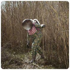 Deutsche Börse Photography prize show: mashups and moon walkers De Middel Afronaughts