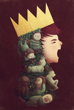 Do grande artista e sócio Bruno Luna:     Let The Wild Rumpus Start! by Bruno G. Luna, via Flickr