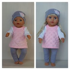 Hand made clothing for Baby Born or other doll till 43 cm (17 inch) #Zapf #ClothingAccessories