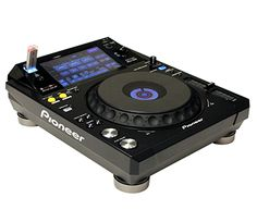The XDJ-1000 meets the demand for a USB-only player with all of the familiarity and performance pedigree of the industry standard CDJ range. In addition to unrivalled heritage the unit is also compatible with Pioneer DJ's KUVO community giving DJs the ability to share live set information with clubbers, creating a must have player for the emerging generation of connected DJs.