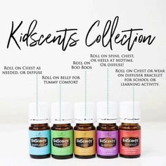 Young Living Kidscents Collection | Cherry's YL Essential Oils