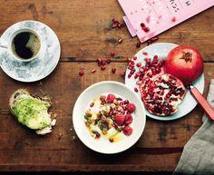 Breakfast, Damernas Värld, fashion, food.   Photo: Charlie Drevstam