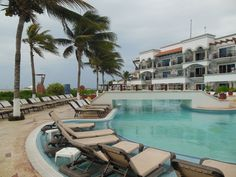 The Royal Playa del Carmen--it really is that beautiful!
