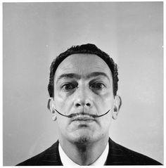 Salvador Dalí, Estudio Willy Rizzo, París, 1966 Foto Willy Rizzo   © Pleasurephoto habitaciones