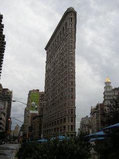 New York City, NY. Flatiron Building