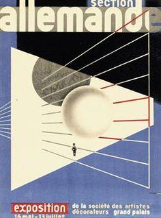 Herbert Bayer   Flyer Goodness: Avant-Garde Bauhaus