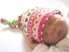 Bio-Zipfelmütze von Mitia auf DaWanda.com