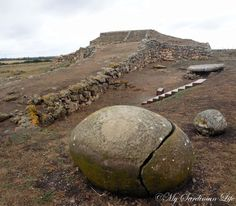 Monte d'Accoddi by Jennifer Avventura My Sardinian Life