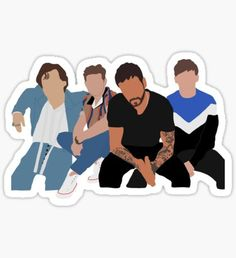 One Direction Sticker Arte One Direction, One Direction Drawings, One Direction Cartoons, One Direction Images, One Direction Quotes, One Direction Wallpaper, Harry Styles Wallpaper, Printable Stickers, Cute Stickers