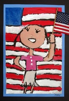 patriotic art projects for kids - Google Search