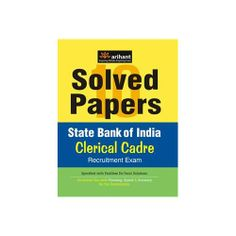 Solved Paper- SBI Clerical Cadre Recruitment Exam
