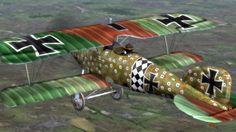 Albatros DIII Jasta 31 - Fritz Jacobsen 2