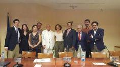 La UDIMA arropa a Álvaro De Diego en la presentación de 'La Transición sin secretos' en la Asociación de la Prensa de Madrid