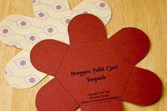 Tutorial: paper sachets
