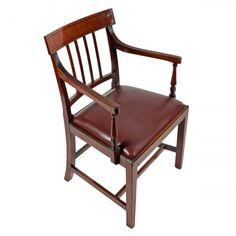 Set of Eight Georgian Chairs