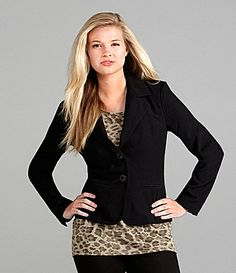 IN San Francisco DoubleButton Blazer #Dillards