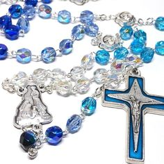 Our Lady of Fatima Rosary Blessed by Pope Francis Virgin Mary BVM - Catholically