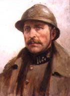 Koning of niet, Albert 1 bleef heel de oorlog aan het front en steunde daar de Belgische soldaten.