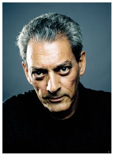 Paul Auster by Cameron Wittig