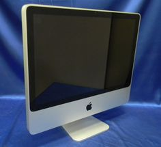 "Apple iMac A1224 20"" Core2 Duo 2.4GHz 4GB 250GB 2400XT Bluetooth"