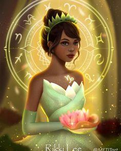 Official Disney Princesses, Punk Disney Princesses, Disney Princess Art, Princess Cartoon, Disney Fan Art, Princess Tiana, Princess Jasmine, Disney Pins, Signo Virgo