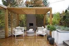 Pergola Bioclimatique Bois - Outdoor Pergola With Fireplace - Pergola Patio Pool - - - Steel Pergola Cantilever Diy Pergola, Building A Pergola, Pergola Curtains, Deck With Pergola, Outdoor Pergola, Covered Pergola, Pergola Shade, Gazebo, Mosquito Curtains