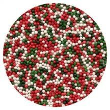 Red, Green, White Non-Pareils – 1 LB – Christmas Sprinkles  http://www.fivedollarmarket.com/red-green-white-non-pareils-1-lb-christmas-sprinkles/