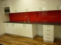 Visit A1office fitouts for commercial kitchen fit out solution.