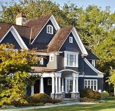 Casa estilo americana