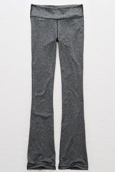 Aerie Play Boot Cut Pants, Dark Heather