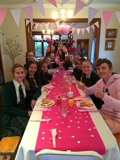 Maddy's guests had a fabulous time!