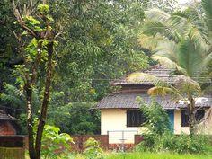Typical Big Konkan House