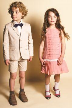 Global Kids Fashion Week Debuts In London - Childrenswear (Vogue.com UK)
