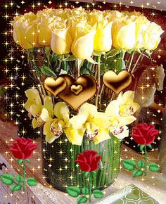 New birthday images wishes good morning Ideas Happy Birthday Flower, Happy Birthday Images, Happy Birthday Greetings, Beautiful Rose Flowers, Flowers Gif, Love Flowers, Beautiful Love Pictures, Beautiful Gif, Romantic Good Morning Messages