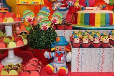 Studio Decor Eventos: Festa com tema CIRCO!