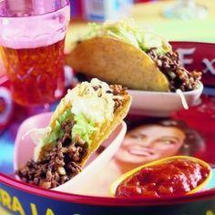 Recept - Taco´s met Mexicaans gehakt - Boodschappenmagazine