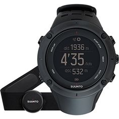 Suunto Ambit3 Black Digital Dial Poly Elastomer Quartz Men's Watch SS020674000 >>> Check this awesome product by going to the link at the image.