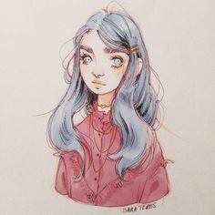 art by sarucatepes on instagram | pinned by @softcoffee