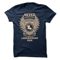 (Best Price) LOUISIANIAN MAN - Sales